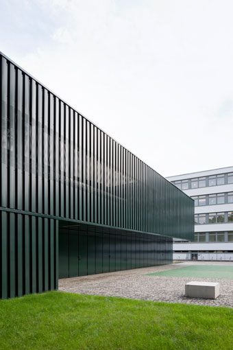 Sporthalle Leipzig