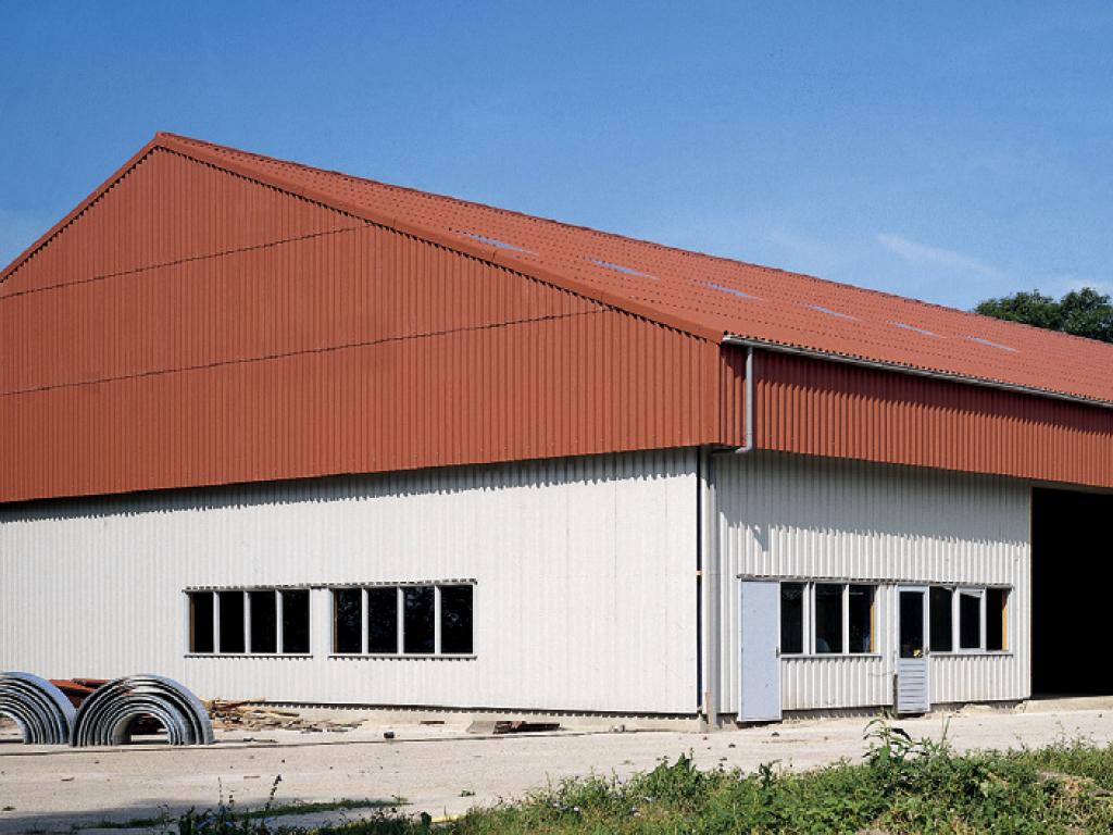 Relativ Cembrit Wellplatten - Laukien GmbH KY11